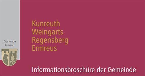 Informationsbroschüre der Gemeinde
